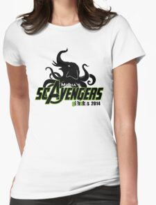 GISHWHES Scavenger Womens Fitted T-Shirt