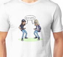 "Saturday Night Legends Featuring ""Waynes World"" Unisex T-Shirt"