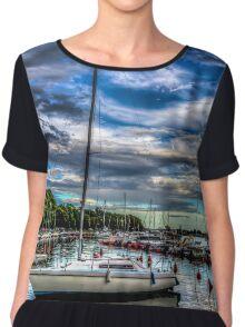 Helsinki Yachts Chiffon Top
