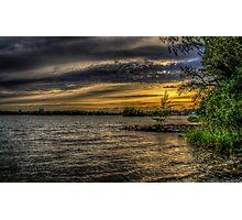 Seurasaari Sunset Photographic Print