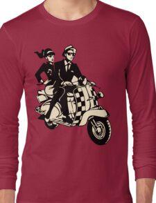 RUDE BOY SKA Long Sleeve T-Shirt