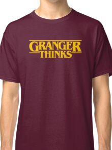 Granger Thinks! Classic T-Shirt