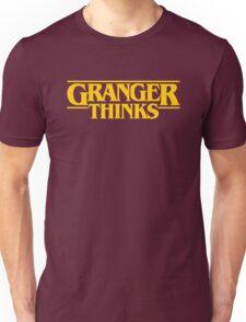 Granger Thinks! Unisex T-Shirt