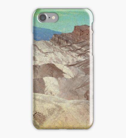 Zabriskie Point iPhone Case/Skin