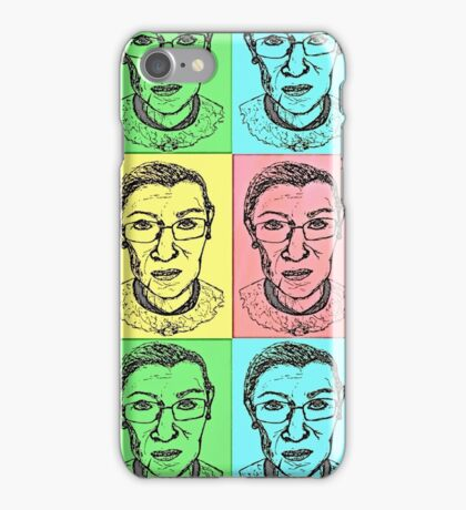 RBG tile iPhone Case/Skin