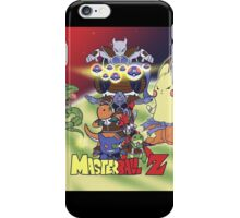 Masterball Z iPhone Case/Skin