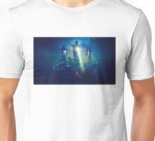 Stranger Things Digital Painting Fan Art Unisex T-Shirt