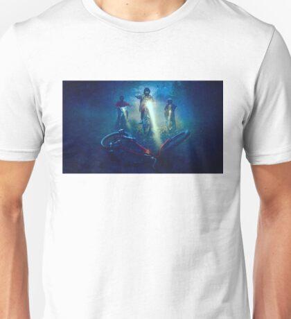Stranger Things Digital Painting Fan Art Unisex T-Shirt