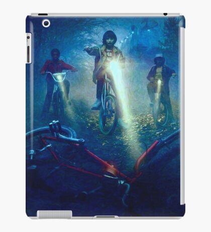 Stranger Things Digital Painting Fan Art iPad Case/Skin