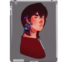 Flower Keith - Voltron iPad Case/Skin