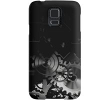 time moves in dark ways... Samsung Galaxy Case/Skin