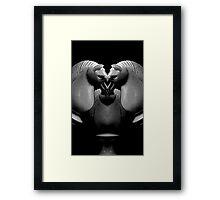 horsehawk Framed Print