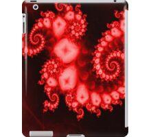 Universal Red Chakra Fractal iPad Case/Skin