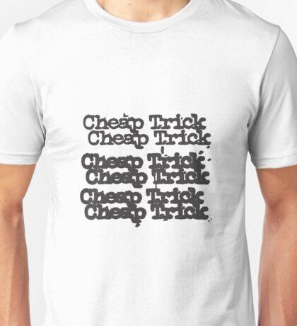 cheap trick 2 Unisex T-Shirt