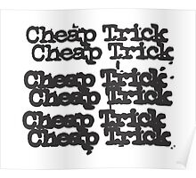 cheap trick 2 Poster