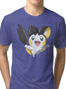 Pokemon - Emolga Tri-blend T-Shirt