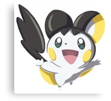 Pokemon - Emolga Canvas Print