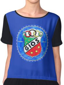 Gios Bicycles Chiffon Top