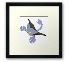 Pokemon - Gliscor Framed Print