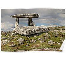 Neolithic Teleport Poster