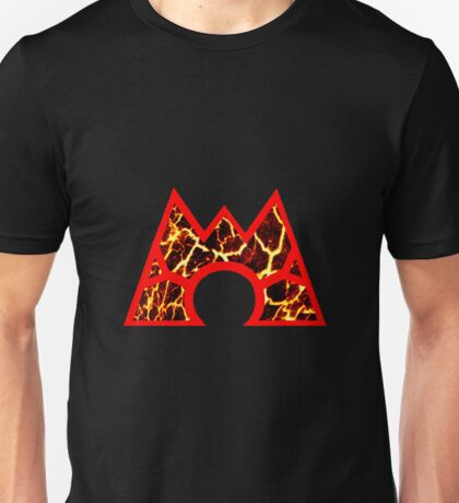 Team Magma Logo (Pokemon) Unisex T-Shirt