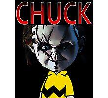 Chuck Photographic Print