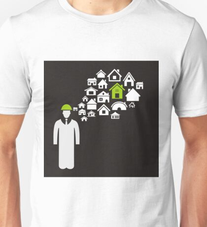 Builder Unisex T-Shirt