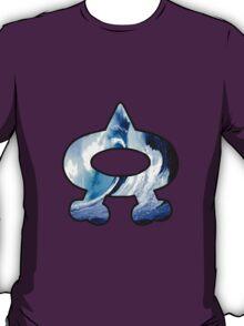 Team Aqua Logo (Pokemon) T-Shirt