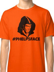 Phelps Face Classic T-Shirt