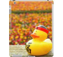 Tulip Ducky iPad Case/Skin