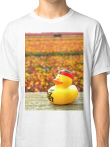Tulip Ducky Classic T-Shirt