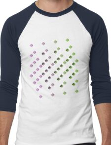 x squared Men's Baseball ¾ T-Shirt