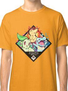 Johto Region - Pokemon Classic T-Shirt
