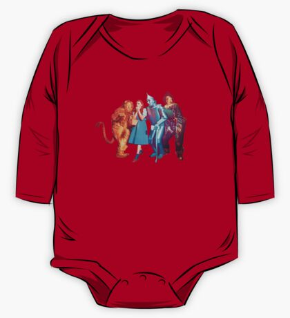Wizard of Oz One Piece - Long Sleeve