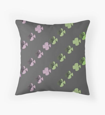 x squared Throw Pillow