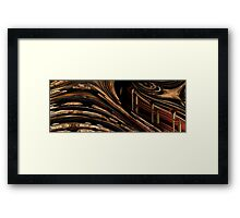 cave music Framed Print