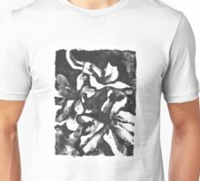Flowers Lithograph Unisex T-Shirt