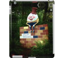 Humpty Dumpty iPad Case/Skin