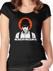 Ultraviolence Women's Fitted Scoop T-Shirt