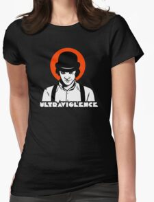 Ultraviolence Womens Fitted T-Shirt
