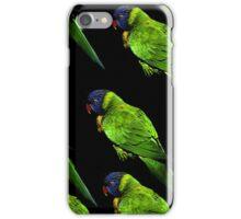 Parrot Love iPhone Case/Skin