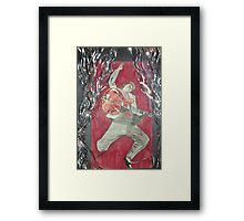 Sayin' Johnny B. Goode Framed Print