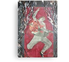 Sayin' Johnny B. Goode Metal Print
