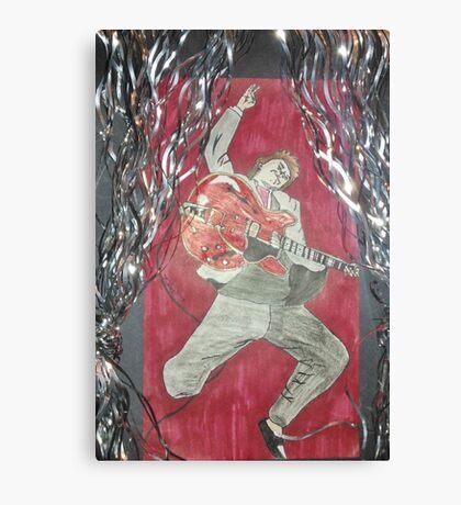 Sayin' Johnny B. Goode Canvas Print