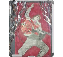 Sayin' Johnny B. Goode iPad Case/Skin