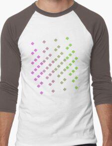 x square Men's Baseball ¾ T-Shirt
