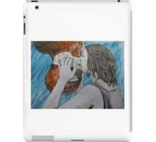 The Kiss iPad Case/Skin