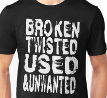 I'm  Gold - white lettering Unisex T-Shirt