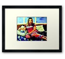 The Creative Framed Print