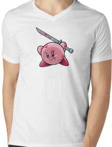 KIR BILL Mens V-Neck T-Shirt